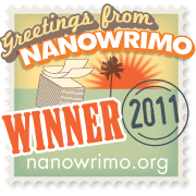 NaNoWriMo Badge