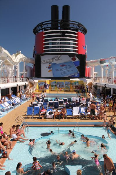 Disney Fantasy Offers Fun For All Ages On Stress-Free, Baby
