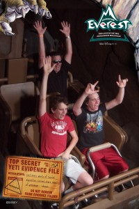 Expedition Everest Ride at Disney