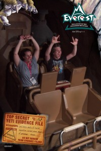 Expedition Everest Ride at Disney World