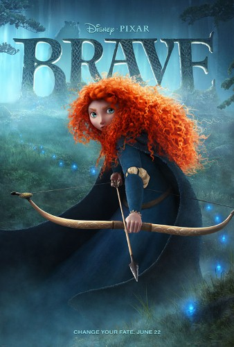 Brave the movie