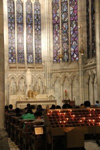 St. Patricks Cathedral (Yes, I said a prayer while I was here)