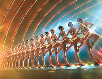 Rockettes Radio City Christmas Spectacular Opens in ...