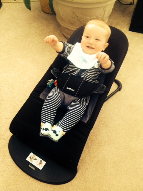 Getting Back To Basics With Baby Bjorn Bouncer Seat On