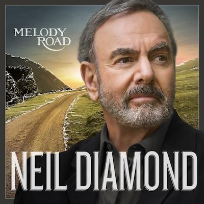Neil Diamond Melody Road Album Cover
