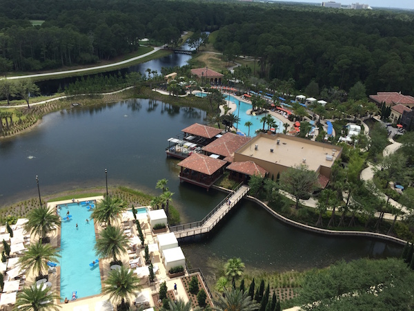 Four Seasons pools