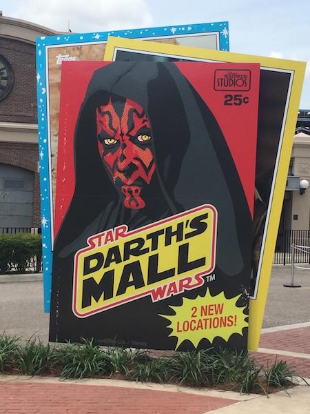 darth mall