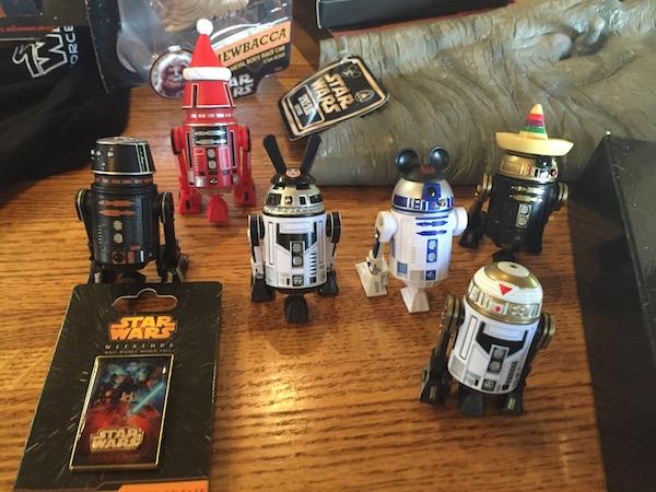 star wars disney merchandise