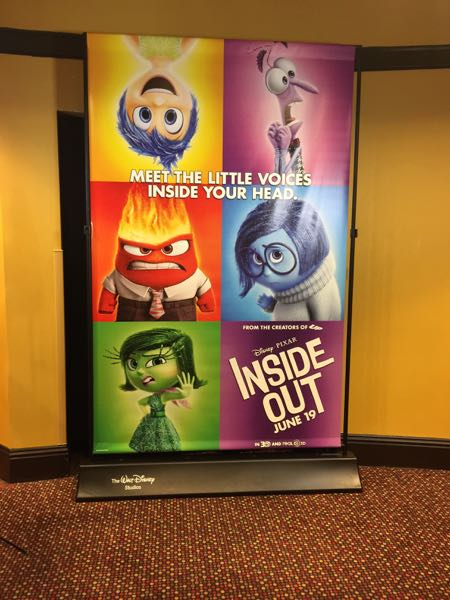 Inside Out the movie