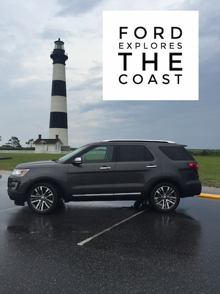 ford explores the coast