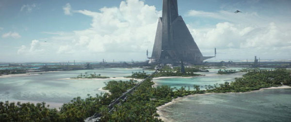 Planet Scarif (Maldives) Courtesy: Lucas Films