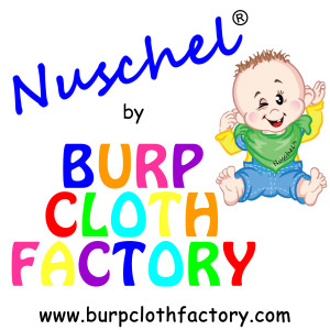Burp Cloth Factory Logo
