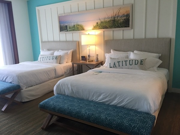 double bed margaritaville