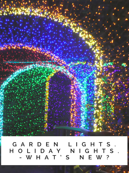 Garden Lights Holiday Nights