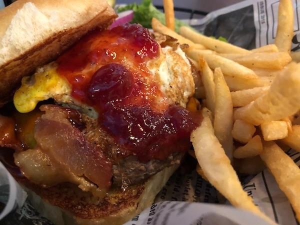 murphs burger