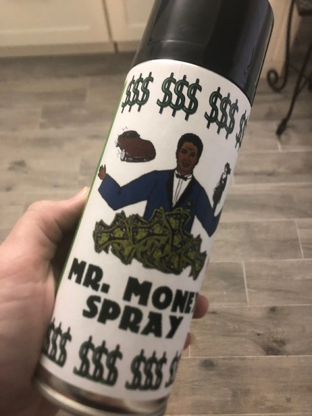 Mr Money Spray
